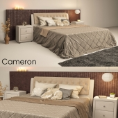 Cameron bed from Domini