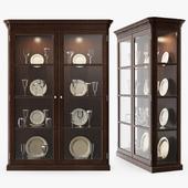 Eichholtz - Cabinet display all glass