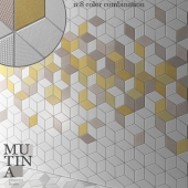 Tile TEX by Mutina - set 01
