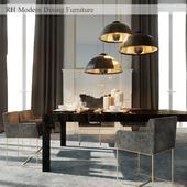 RH Modern Dining Furniture