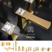 Collection of mixers MIGLIORE OPERA