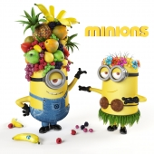 Minions on vacation