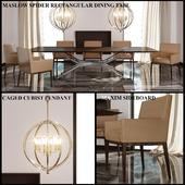 Maslow Dinin Furniture