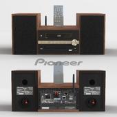 Pioneer X-CM66D Microsystem