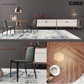 Casa Intl Dining Set1
