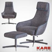 Kare Design Swivel