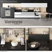 AVE Electrolux volume & Poliform Varenna kitchen