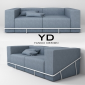 Sofa - yanko design