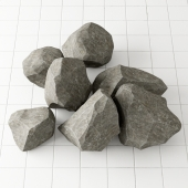 Rock stone colleection