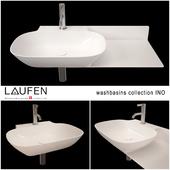 Laufen washbasins INO
