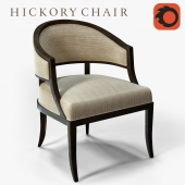 Hickory Chair Claude Chair 5412-23