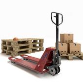 Hydraulic trolley (shovel)