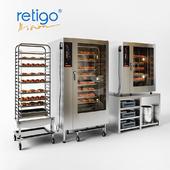 Конвекционные печи Retigo