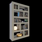 Книжный шкаф Stele
