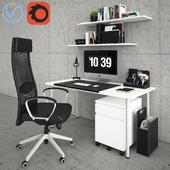 Ikea Desktop