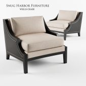 Snug Harbor Furniture - Wells Chair