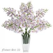 FLOWER VASE SET 22