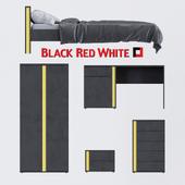 Black Red White - GRAPHIC