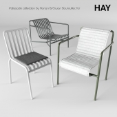 HAY/Palissade outdoor furniture collection