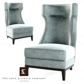 The Sofa & Chair Company - Parker Armchair