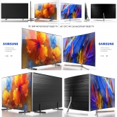 Samsung SMART QLED TV