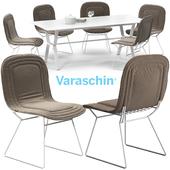 CHAPEAU chair DEER table