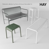 HAY/Palissade outdoor furniture collection_2