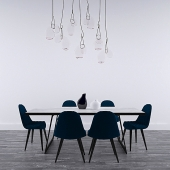 Mad dining chair and table