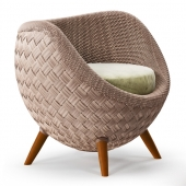 KENNETH COBONPUE - LUNA ARMCHAIR