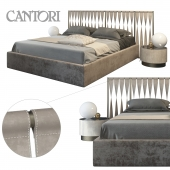 Cantori Twist Bed