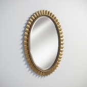 GRAMERCY HOME - OVAL MIRROR 901.013-GN2