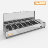 Refrigerated display cases HiCold # 2