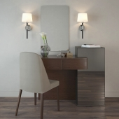 Toilet table and chair SMA