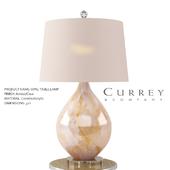 Opal Table Lamp - Currey & Company