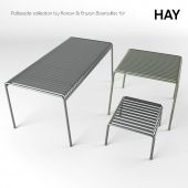 HAY/Palissade outdoor furniture collection_3