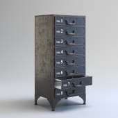 Комод Dresser Kontor 8 Drawers от Kare Design