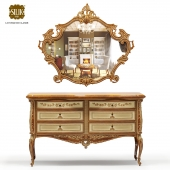 Silik Vesta chest of drawers with mirror