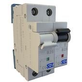 Current circuit breaker