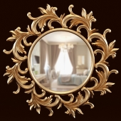 Mirror Classic Round