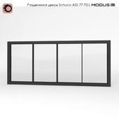 Sliding door ASS 77 PD - 2D