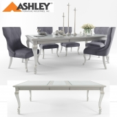 Ashley Furniture Table & Chair