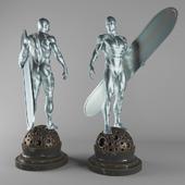Silver Surfer-Silver Surfer (figurine)