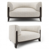 BOB Contemporary armchair -Christophe Delcourt
