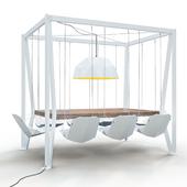Duffy London / Swing table