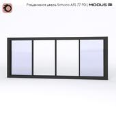 Sliding door ASS 70.HI - PD 2D1