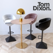 Chair / table / light by Tom Dixon