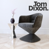 Chair / table by Tom Dixon