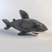 "Soft toy ""Shark"""