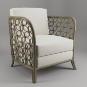 Palecek Hitch Lounge Chair