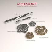 Handles for furniture Makmart